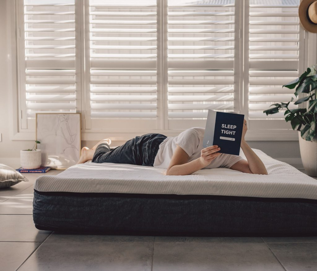 an Ecosa bed.